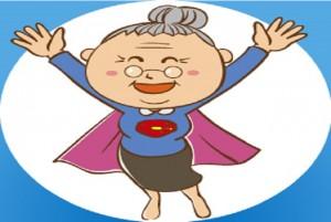 スーパーおばあちゃん(高齢者雇用助成金)