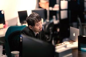 正社員の8割が「仕事にストレスを感じている」